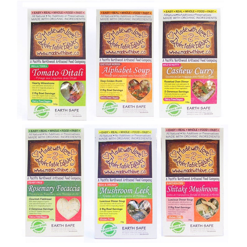 Artisan's Dozen Magic Meals  Gourmet Groceries  Foodie image 0