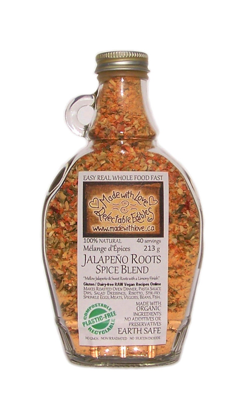 Jalapeño Roots Artisan Spice Blends  Made with Love  Food  image 0