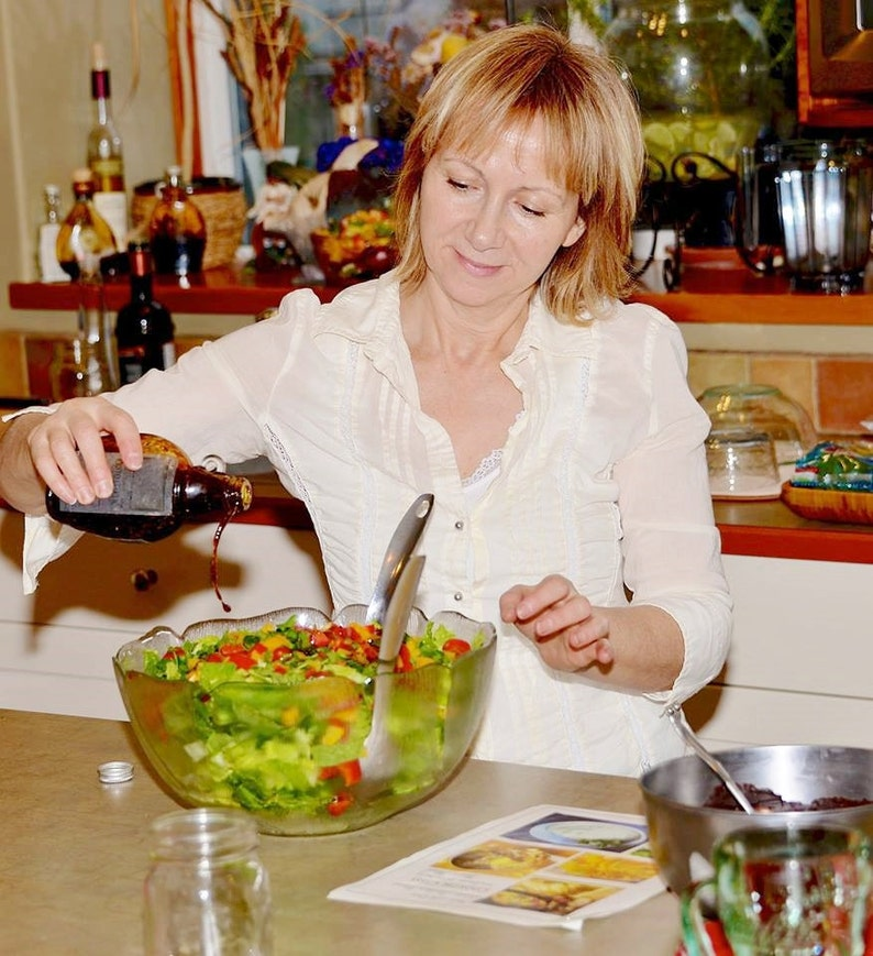 Maple Balsamics  REAL Vinaigrette Salad Dressing Italian image 0