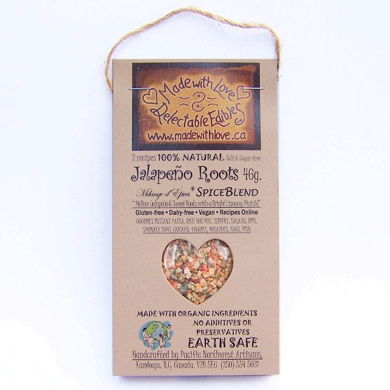 2 oz Jalapeño Roots Artisan Gourmet Spice Blend  Earth Market image 0