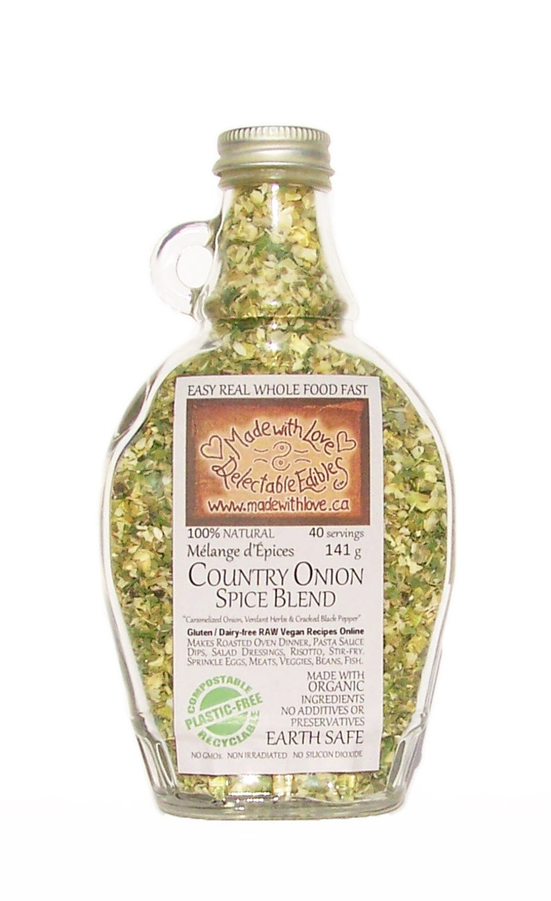 9 oz Country Onion Artisan Spice Blend  Best Ever Roast image 0