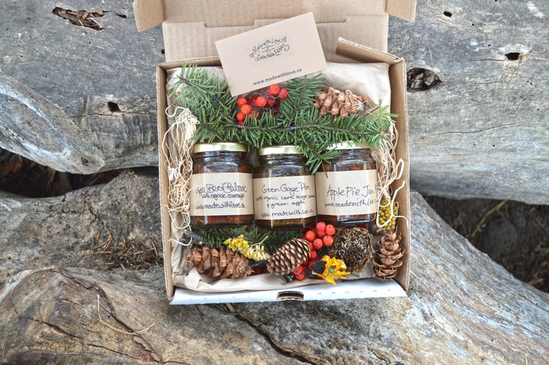 Foodie Gift Natural Preserves Old Fashioned Jams Made with image 0
