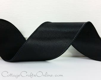 Black and White Ribbons