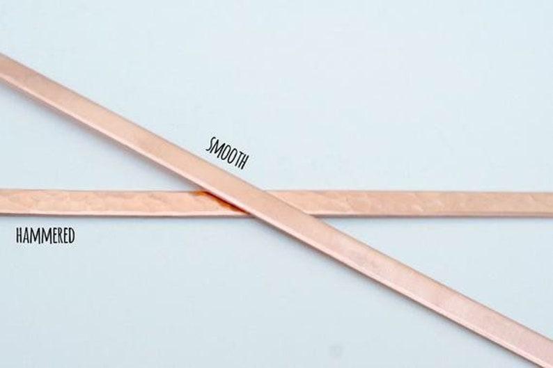 Hidden Message Tie Bar Tie Tack Hand Stamped Tie Bar Personalized Tie Bar Secret Message Custom Tie Clip
