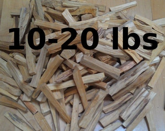 10-20 lb(4.54-9.07kg)Palo Santo Holy Wood Incense Sticks, Bulk Wholesale Palo Santo Sticks For Cleansing, Smudging, And Tea