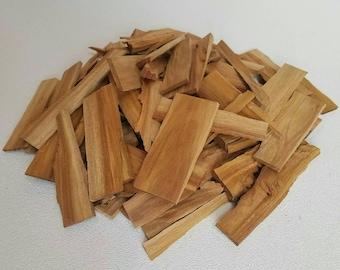 90's Sandalwood Chips For Burning Or Woodworking, Amazing Scent, Indian Sandalwood Logs, Santalum Album Wood