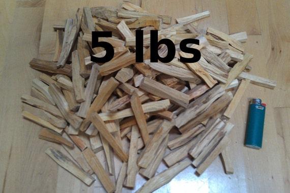 5lb(2.25kg) Palo Santo bois bâtons d'encens, en vrac en gros Palo Santo encens bois, acheter bois de Palo Santo, vente en gros et économisez
