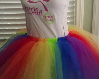 Technicolor (Rainbow) Tutu