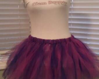 Berry Bubblegum (Pink & Blue) Tutu