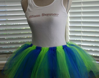 Mermaid (Green & Blue) Tutu