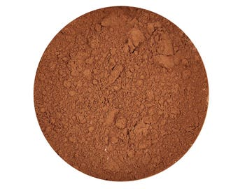 SAMPLE Cappuccino- All Natural Mineral Eyeshadow (Vegan)(Matte)