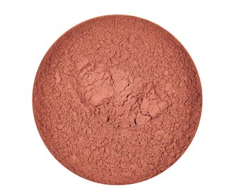 SAMPLE Cinnamon-All Natural Mineral Eyeshadow (Vegan)(Semi-Matte)