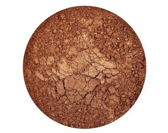 SAMPLE Bronze-All Natural Mineral Eyeshadow Pigment (Vegan)