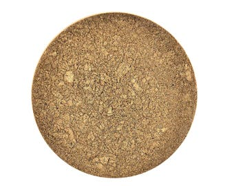 SAMPLES Antique Gold-All Natural Mineral Eyeshadow (Vegan)