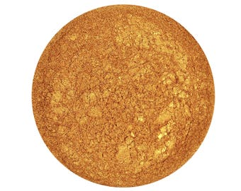 SAMPLE Egyptian Gold- Vegan- All Natural Mineral Eyeshadow