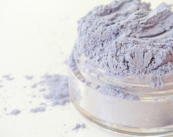 SAMPLE Lavender-All Natural Mineral Eyeshadow (Semi-Matte)