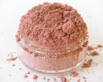 Cinnamon-All Natural Mineral Eyeshadow (Vegan)(Semi-Matte)