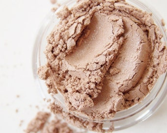 Taupe- All Natural Mineral Eyeshadow (Vegan)