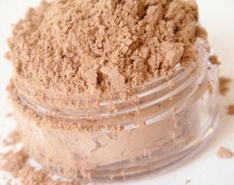 Java-All Natural Mineral Eyeshadow (Vegan)(Matte)