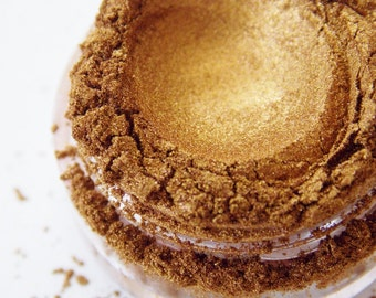 Goldmine- All Natural Mineral Eyeshadow (Vegan)