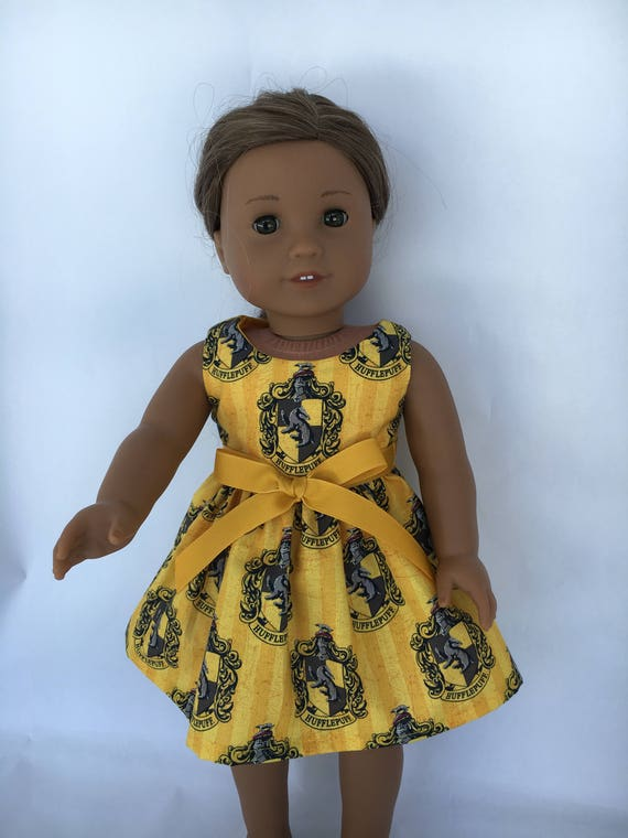 "NEW CUSTOM Set For Fan Of Harry Potter//American Girl 18/"" Doll Size 5 FAVORITES!!"