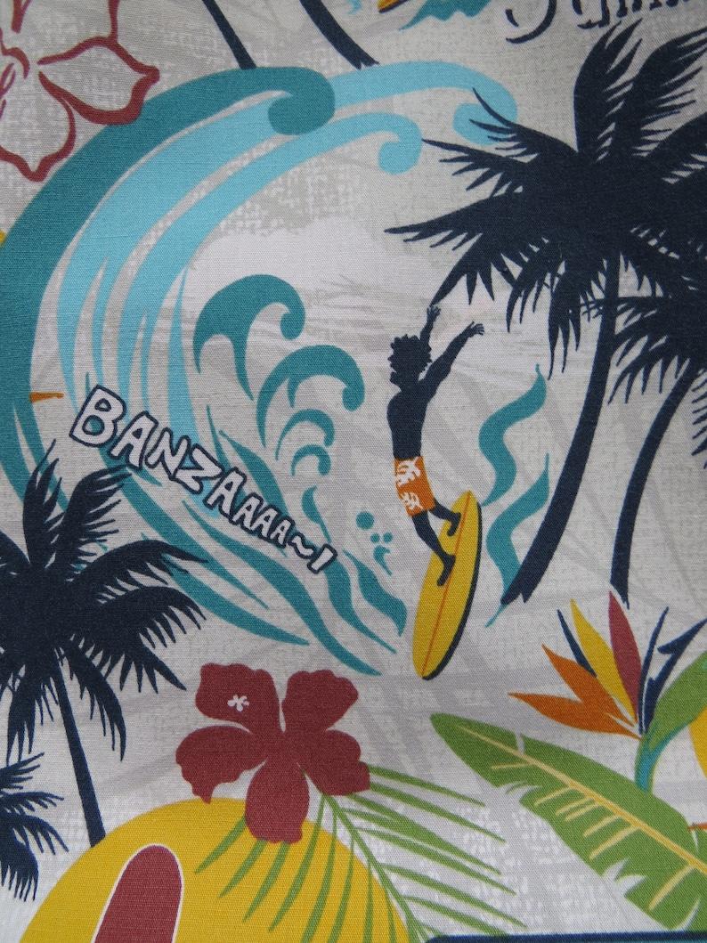9e51cbeb Vintage Pacific Legends Hawaiian Aloha Shirt Size L Hawaii | Etsy