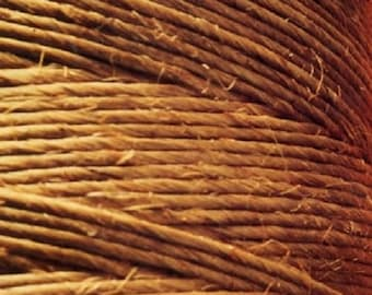 TWINE For All Your Craft Projects! / Natural Burlap / Twine / Bottle Wrapping / Package Decor / Weddings / Cord