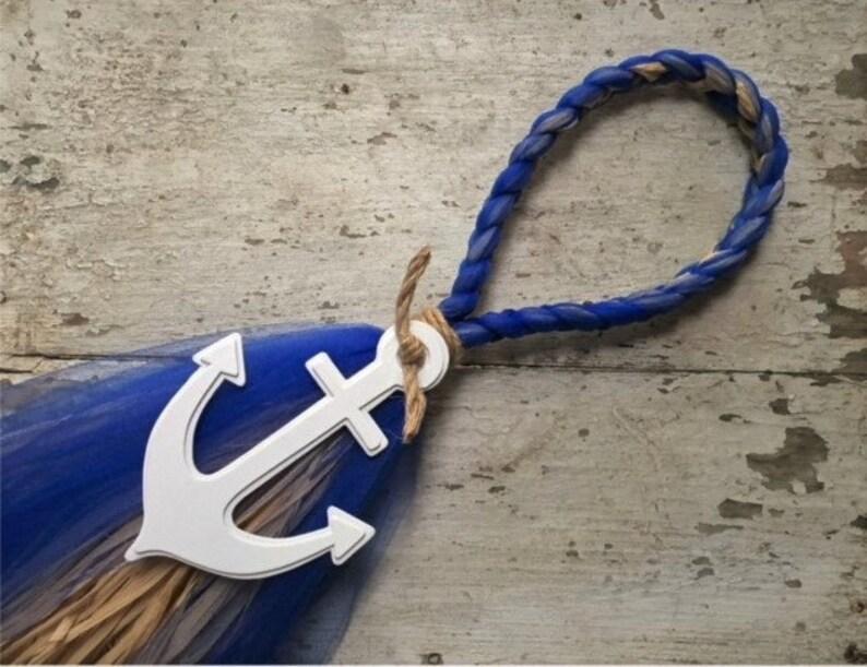 9dfee1de5b Nautical Chair Hangers Wedding Decorations Wedding Aisle | Etsy