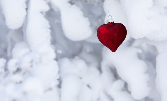 picture about Printable Red Hearts referred to as Pink hearts within snow//Valentine present//Snow images//snow printable//electronic down load//center images//snow prints