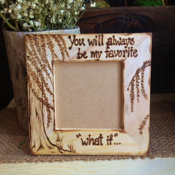 Baby Sonogram Ultrasound Picture Frame You Will Always Etsy
