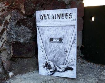 Detainees - a short graphic novel