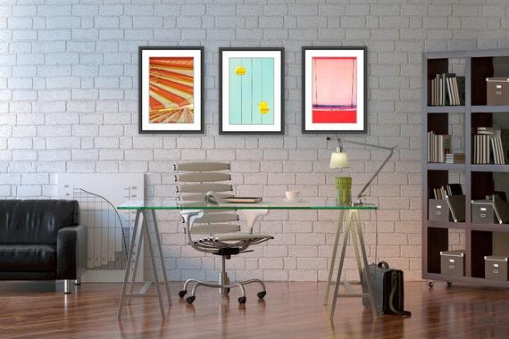 kunstdrucke mitte jahrhundert moderne kunst set. Black Bedroom Furniture Sets. Home Design Ideas