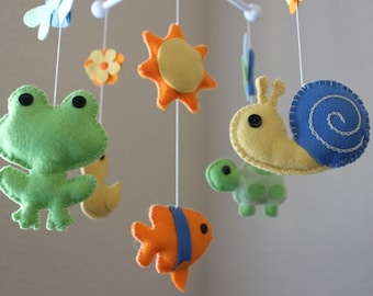 The Muppets Baby Mobile Baby Crib Mobile Nursery Inspired
