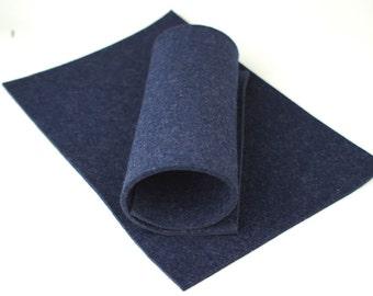 3mm 100% Merino Wool Felt  7'' x 11'' ( 20x30cm) Color 8