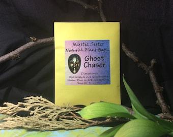 Ghost Chaser Spiritual Bath Natural Plant Bath Free Shipping Shaman Voodoo Santeria Hoodoo Wiccan Spiritual Bath