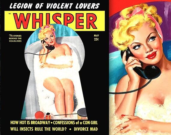 Murray recommend best of 1950s erotica century