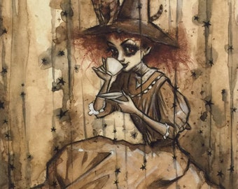 Witch Coffee Etsy
