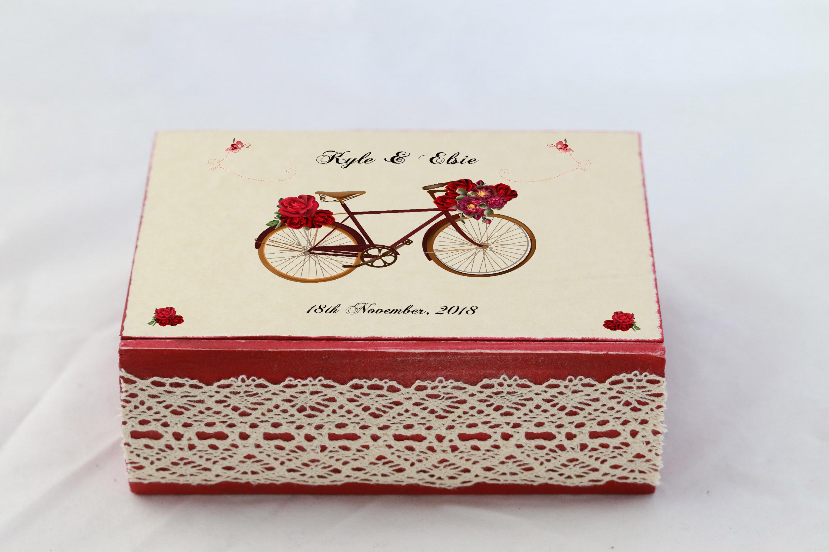 50: Red Wedding Ring Box At Reisefeber.org