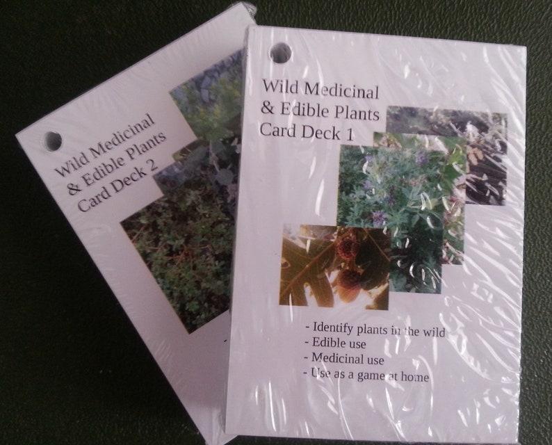 Wild Herb Card Decks