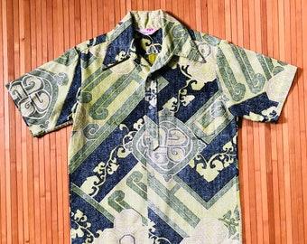 Vtg Hawaiian Shirts XS