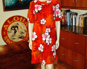 Dress vintage hawaiian Hawaiian Dress