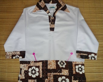 Vintage 70s Penney's Hawaii Hawaiian Shirt - M -The Hana Shirt Co
