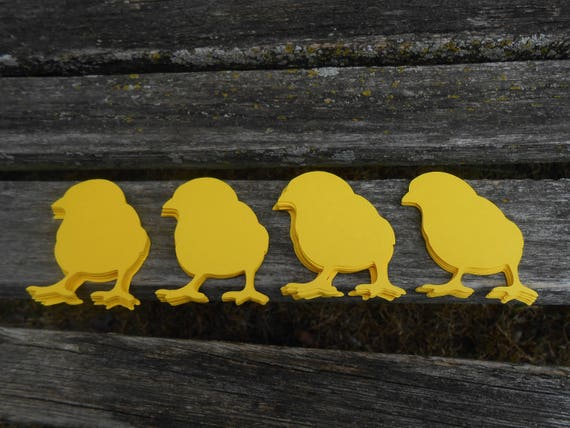 50 Birds. CHOOSE COLORS & SIZE. Wedding, Table Decor, Place Cards, Seating. Custom Orders Welcome. Outdoor, Nature