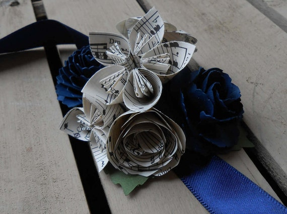 Custom Corsage. CHOOSE YOUR COLORS. Wrist or Pin-On. Weddings, Prom, Homecoming, Etc. Sheet Music
