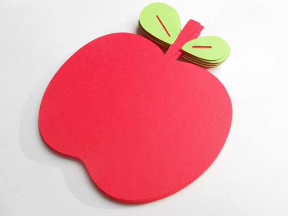 50 Apples. 3.5 Inch. Parties, Weddings, Favor, Place Cards, Escort, Table. ANY COLOR Available. CUSTOM Orders Welcome.