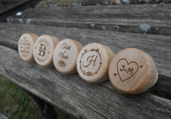 Custom Wine Bottle Stopper. CHOOSE YOUR DESIGN. Laser Engraved. Wedding, Favor, Gift. Custom Orders Welcome. Wine Cork