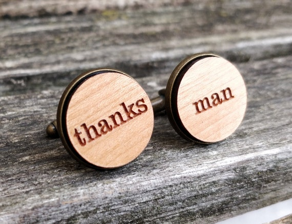 Personalized Cufflinks. Wedding, Groomsmen Gift, Anniversary, Birthday. Silver, Gold, Rose Gold, Gunmetal, Antique Bronze. Custom Engraved