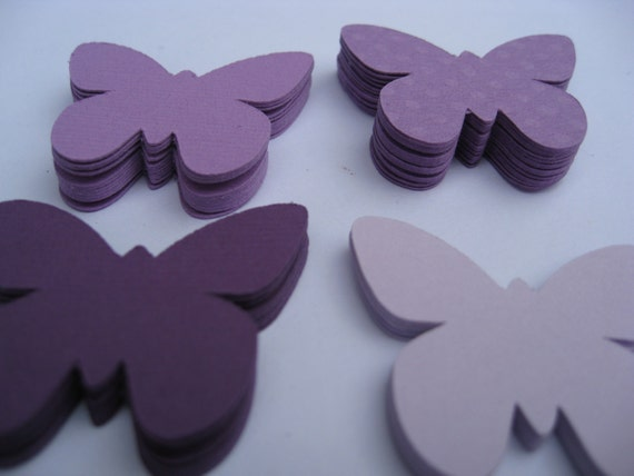 Butterflies. Choose your amount & size. Weddings, Favor, Wishing Tree, Escort, Gift, Table, Decoration, Garland.