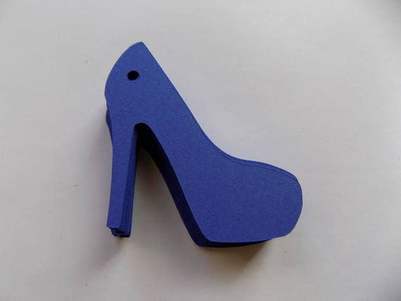 50 High Heels. CHOOSE COLORS & SIZE. Shoe, Pump, Bridal Shower, Wedding, Table Decor, Place Cards, Seating. Custom Orders Welcome.