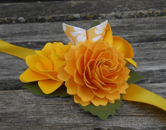 Custom Corsages. CHOOSE YOUR COLORS. Wrist or Pin-On. Weddings, Prom, Homecoming, Etc.